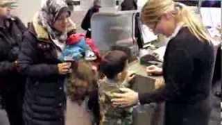 Iraqi Airways Copenhagen - Promo