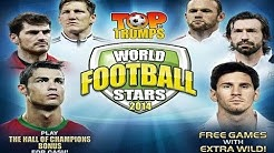 Top Trumps World Football Stars 2014 Online Slot from Playtech