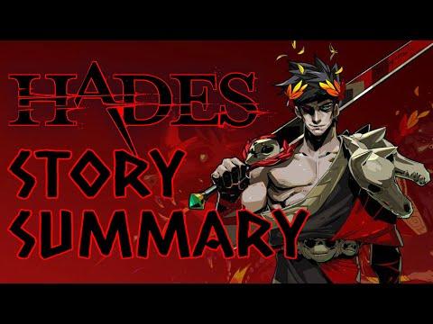 Hades - Story