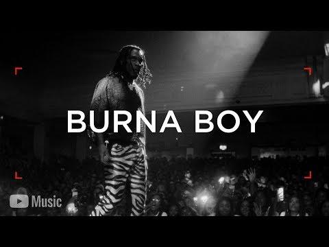 BURNA BOY - Artist Spotlight Stories (Trailer)