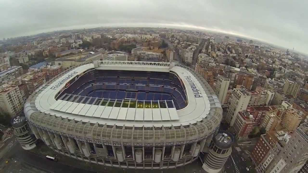 Wallpapers Hd Real Madrid Estadio Santiago Bernab 233 U Stadium Real Madrid C F Filmed