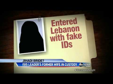 Former Wife of ISIS Leader Reportedly Arrested in Lebanon