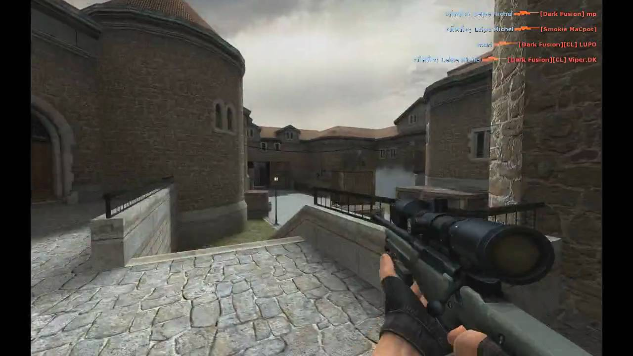 Css Female Player (Counter-Strike: Source > Skins