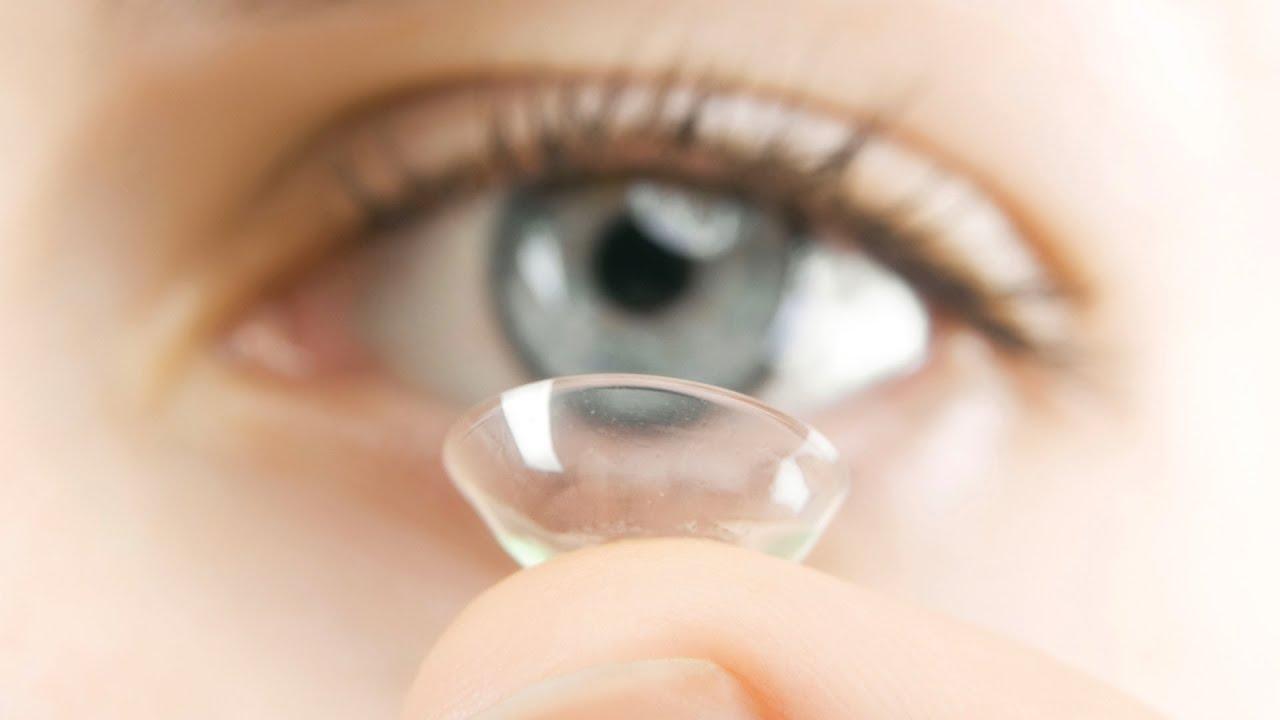 Lentes de contato podem ser usadas por qualquer pessoa  - Dúvidas sobre  visão 0fc49c9967