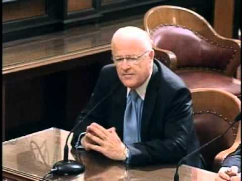 Senate Rules Committee (1 of 2) 8/17/2011