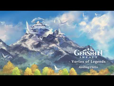 Genshin Impact OST Album - Vortex of Legends