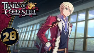 Trails Of Cold Steel | Diving Out A Window | Part 28 (PS4, Let's Play, Replay)