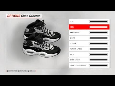 BAIT x Reebok Question Mid Snake 2.0 for NBA 2K18