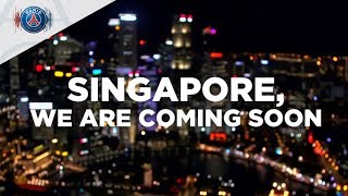 Singapore, we are coming soon !