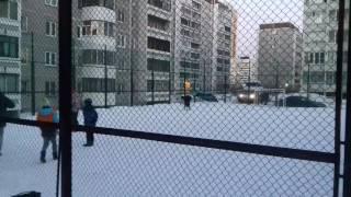Тётя перепутала детскую площадку с отхожим местом для выгула собак...