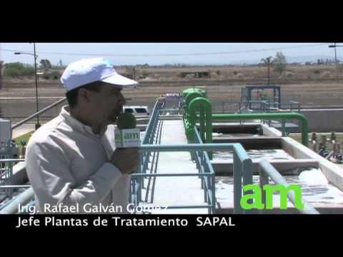 Tratamiento de Aguas Residuales : Proceso biológico