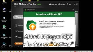 Serial/Key | IObit Malware Fighter v2