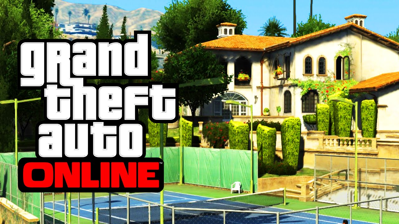 Gta 5 online new mansions leaked new houses online for Find a house online