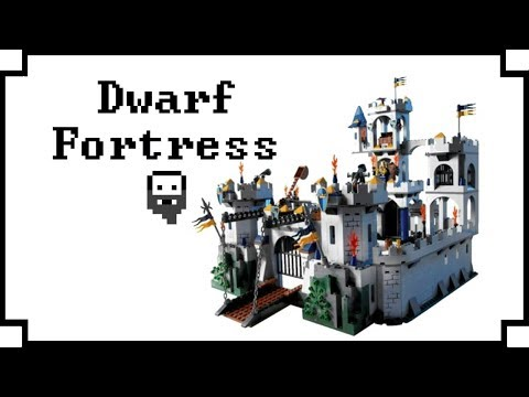 Dwarf Fortress: The Human Empire