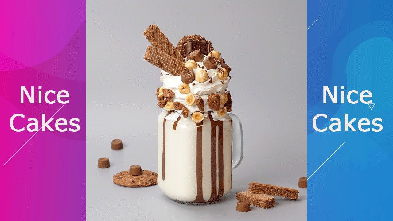 So Tasty Chocolate Milkshake Idea