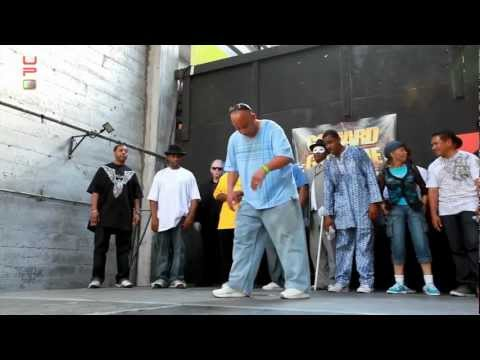 Bay Area OG Poppers Freestyle @ Go Hard or Go Home | Funk'd Up TV