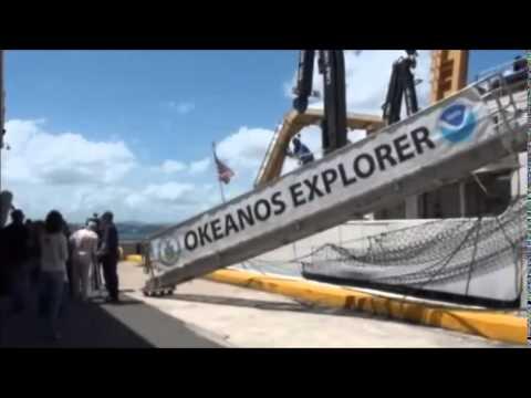 La Trinchera de Puerto Rico - Puerto Rico Trench