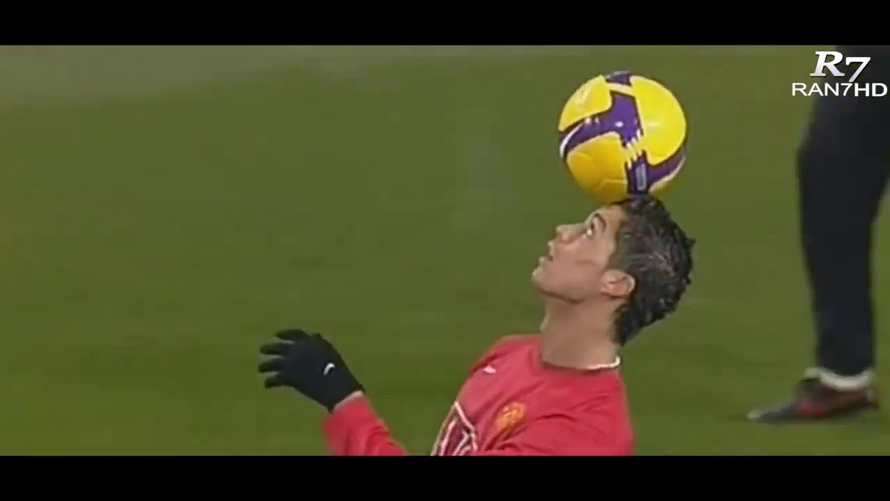 Cristiano Ronaldo Monster Manchester United