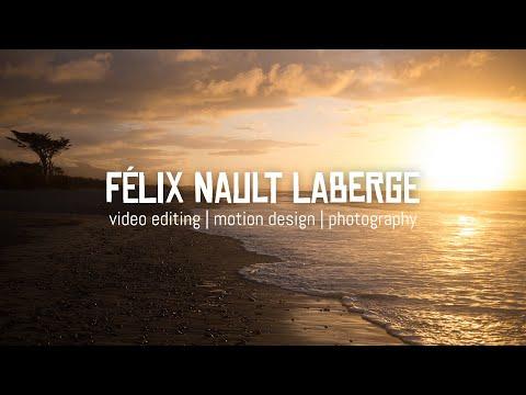 Félix Nault Laberge - Showreel 2017