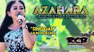 Singgah Lilin Herlina - AZAHARA HUT RCB KE4 2017