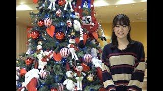2018 東武のクリスマス【東武宇都宮百貨店】