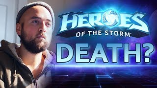 Hengest On Heroes of the Storm's Decline, HGC Closure & Blizzard's Future