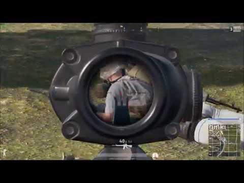 Offender Plays PlayerUnknown's Battlegrounds: Highlights Vol. 1