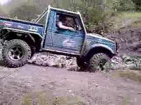 Suzuki Samurai Pick Up