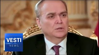 Ambassador Antonov: The United States is Trying to Exclude Russia From World Talks