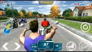 Naperville Motorcycle Racing - Motorbike Speed Racing Game - Android Gameplay FHD #2