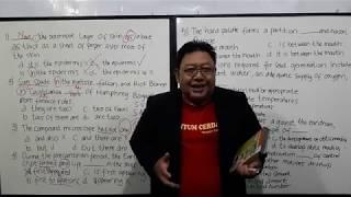 Vidio ini adalah vidio tentang pembahasan POST TEST Buku TOEFL Long...