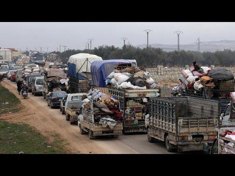 الأمم المتحدة: أكثر من 800 ألف نازح بسبب عملية الجيش السوري شمال غرب البلاد  - 23:00-2020 / 2 / 13