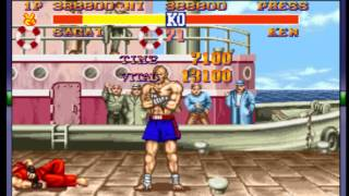 Street Fighter 2 Champ. Edition - -Playthrough-vizzed.com GamePlay (rom hack) - User video