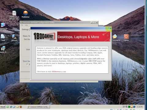 Run Firefox Profile in a RAMDISK