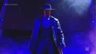 The Undertaker NEW THEME SONG & Entrance