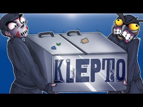 Thumbnail: KLEPTO - (Burglary Simulator) Vanoss & Delirious in EPIC BREAK-INS! More Glitches!