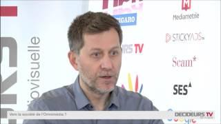 Colloque NPA-Le Figaro : Cyril Zajac, OMNILIVE