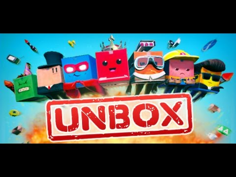 Unbox | 2016 | STEAM | INDIE | BEST UNBOXING EVAR