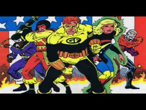 DCU: Outsiders/Batman Tribute - Float On