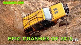 MOST EPIC CRASHES OF 2015