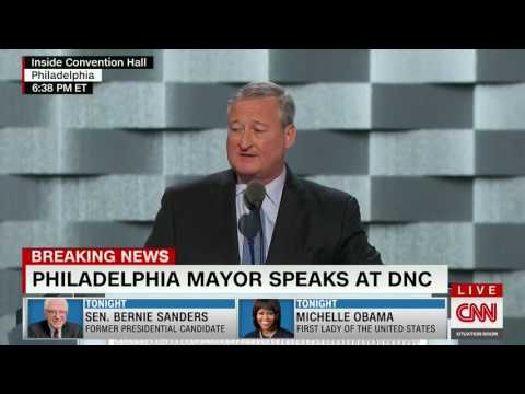 Hot Mic  CNN Mocks Philly Mayor About The Irish