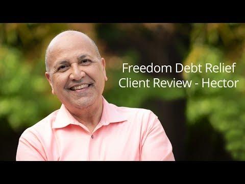freedom-debt-relief-reviews---hector