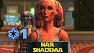 Legacy Sith Warrior Story - Lord Rathari - The Search (Part 1) | SWTOR Chapter 1