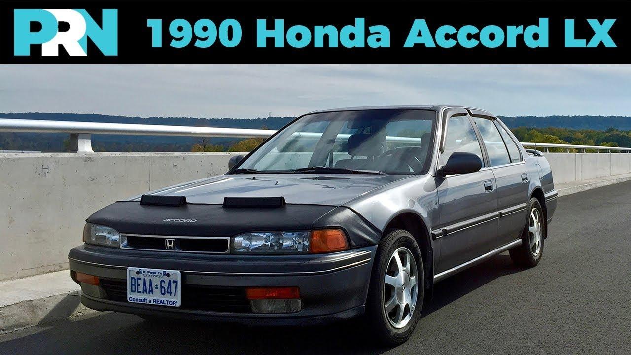 Kelebihan Honda Accord 1990 Spesifikasi