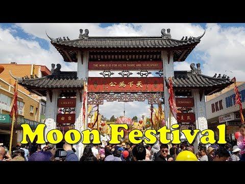 Cabramatta Moon Festival 2018 - Sydney Australia