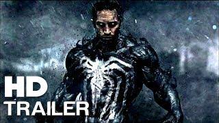 Marvel's VENOM (2018) Full Trailer #1 - Tom Hardy Marvel Movie [HD]