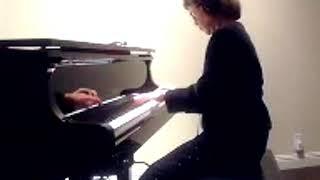 Kayoko Kuchiishi Plays Liebestraum No. 3 by Franz Liszt