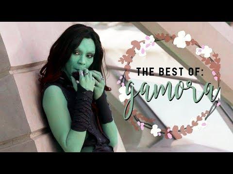 THE BEST OF MARVEL: Gamora