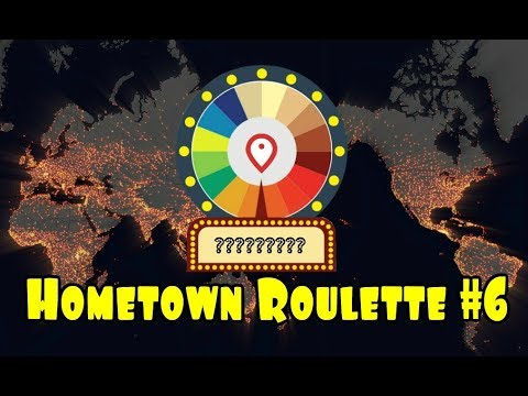 Geoguessr - Hometown Roulette #6