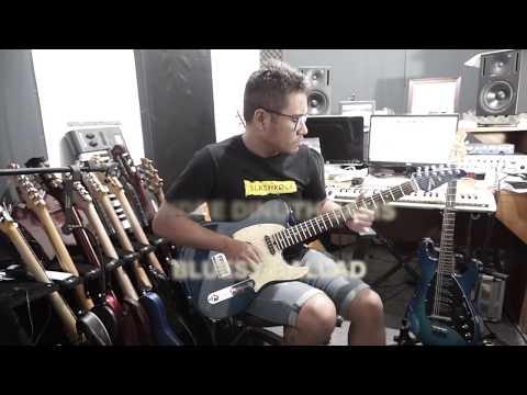 Andre Dinuth Jams - Bluesy Ballad Jam